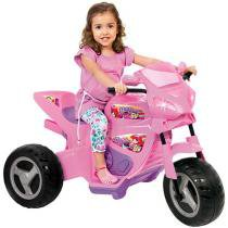 Moto Elétrica Infantil Meg Turbo 6V - Magic Toys