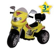Moto Eltrica Sprint Custon Amarela