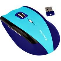 Mouse ptico Sem Fio USB 1600dpi