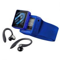 Mp4 Player 4GB Rádio FM + Kit Sport
