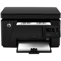 Multifuncional HP LaserJet Pro MFP M125a - Laser Display LED