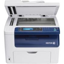 Multifuncional Laser Hi-QLED 4 em 1 Wireless - Xerox WorkCentre 6015/NI