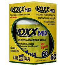 Multivitamínico/Vitamina Voxx Mix 60 Tabletes