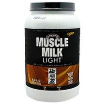 Muscle Milk Light Chocolate 1,4Kg - CytoSport