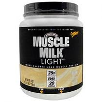 Muscle Milk Light Morango 750g - CytoSport