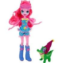 My Little Pony Equestria Girl Pinkie Pie com Pet - Hasbro