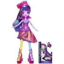 My Little Pony Equestria Girl - Twilight Sparkle - com Acessórios - Hasbro