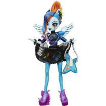 My Little Pony Equestria Girls - Cabelos Estilosos Rainbow Dash Hasbro