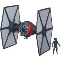 Nave Tie Fighter com Boneco Hasbro - Disney Star Wars