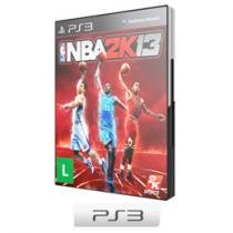 NBA 2K13 p/ PS3 - Take 2