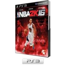 NBA 2K16 para PS3 - 2K Games