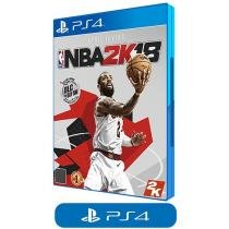 NBA 2K18 para PS4 - 2K Games