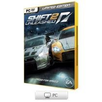 NFS Shift 2 Unleashed - Limited Edition para PC - EA