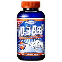 NO-3 Beef 100 Tabletes - Arnold Nutrition