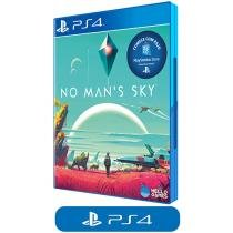 No Mans Sky para PS4 - Hello Games