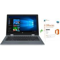 "Notebook 2 em 1 Duo ZR3630 Intel Dual Core 4GB - 32GB LED 11,6"" Touch Screen + Microsoft Office 365"