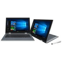 "Notebook 2 em 1 Duo ZR3630 Intel Dual Core - 4GB 32GB LED 11,6"" Touch Screen Windows 10"