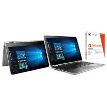 Notebook 2 em 1 HP 13-s101br x360 Convertible - Pavilion Intel Core i3 4GB 500GB + Pacote Office