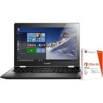 "Notebook 2 em 1 Lenovo Yoga 500 Intel Core i5 - 4GB 1TB 14"" Touch Screen + Pacote Office 365"