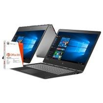 """Notebook 2 em 1 Lenovo Yoga 900S Intel Core M - 8GB 256GB LED 12,5"""" Touch Screen + Pacote Office"""