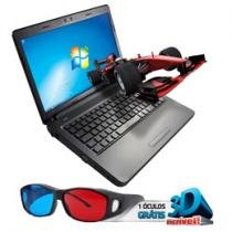 Notebook 3D Positivo 8480 c/ Intel Core i3