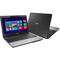 Notebook Acer Aspire E1-471-6413 c/ Intel® Core i3 - 6GB 500GB LED 14 Windows 8 HDMI