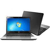 Notebook Acer Aspire E1-471-6824 c/ Intel® Core i3 - 6GB 500GB LED 14 Windows 7 Home Basic HDMI