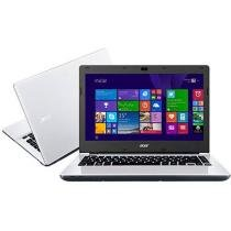 Notebook Acer Aspire E5 Intel Core i3 - 4GB 1TB Windows 8.1 LED 14 HDMI Bluetooth 4.0