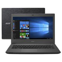 "Notebook Acer Aspire E5 Intel Core i5 4GB 1TB - Windows 10 LED 14"" HDMI Bluetooth"