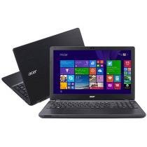 Notebook Acer Aspire E5 Intel Core i5 - 4GB 500GB Windows 8.1 LED 15,6 HDMI Bluetooth 4.0