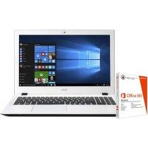 "Notebook Acer Aspire E5 Intel Core i5 - 8GB 1TB LED 15,6"" + Pacote Office 365"