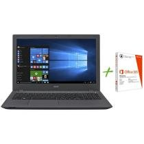Notebook Acer Aspire E5 Intel Core i5 8GB 1TB - Windows 10 LED 15,6 HDMI + Pacote Office 365