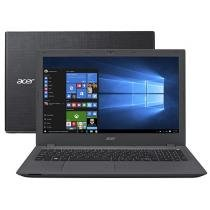 Notebook Acer Aspire E5 Intel Core i7 16GB 1TB HD - Windows 10 Tela LED 15,6 Placa de vídeo 2GB