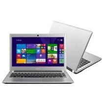 Notebook Acer Aspire V5-471P-6661 c/ Intel Core i3 - 4GB 500GB Windows 8 LCD 14 Touch HDMI Bluetooth