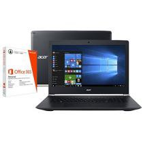 "Notebook Acer E Series Nitro Intel Core i7 16GB - 1TB 256GB LCD 17,3"" + Pacote Office 365"