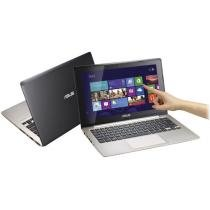 Notebook Asus Vivobook S200E-CT252H Intel® Core i3 - 2GB 500GB Windows 8 LED Glare 11,6 HDMI