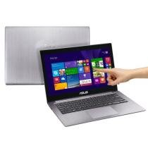 Notebook Asus Vivobook U38NC4018H AMD A8 Quad Core - 6GB 500GB Windows 8 LED 13,3 Placa de Vídeo Radeon