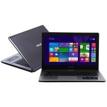 "Notebook Asus X X450CA-BRAL-WX232H Intel"" Core i5 - 2,6GHz 6GB 500GB Windows 8 LCD 14"" HDMI"