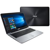 Notebook Asus X555LF Intel Core i7 - 6GB 1TB Windows 10 LED 14 HDMI Placa de Vídeo 2GB