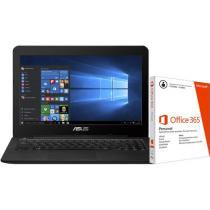 """Notebook Asus Z450 Intel Core i5 4GB 1TB - LED 14"""" Windows 10 + Pacote Office 365 Personal"""
