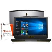 "Notebook Dell Alienware 15 AW-15R2-A20 Intel Core - i7 16GB 1TB LCD 15,6"" + Pacote Office 365 Personal"