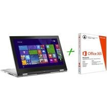 Notebook Dell Inspiron 13 i13-7348-B10 Intel Core - i3 2 em 1 4GB 500GB Windows 8.1 + Pacote Office 36