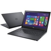 Notebook Dell Inspiron 14 I14 3443 B30 Intel Core - i5 4GB 1TB Windows 8.1 LED 14 HDMI
