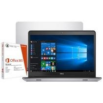 "Notebook Dell Inspiron 14 i14-5457-A40 Intel Core - i7 16GB 1TB LED 14"" + Pacote Office 365 Personal"