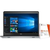 "Notebook Dell Inspiron 14 i14-5457-A40 Intel Core - i7 16GB 1TB LED 14"" + Pacote Office 365"