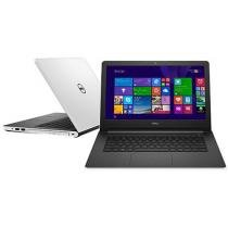 Notebook Dell Inspiron 14 I14-5458-A10B Intel Core - i3 4GB 1TB Windows 8.1 Tela 14 HDMI