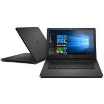 "Notebook Dell Inspiron 14 i14-5458-B08P Intel Core - i3 4GB 1TB LED 14"" Windows 10"