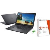 "Notebook Dell Inspiron 14 Série 3000 Intel Core i5 - 4GB 1TB LED 14"" + Pacote Office 365 Personal"