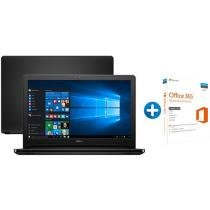 Notebook Dell Inspiron 15 i15-5566-A40P - Intel Core i5 8GB + Microsoft Office 365 Personal