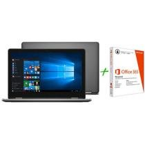 Notebook Dell Inspiron 15 i15-7558-A10 2 em 1 - Intel Core i5 8GB 500GB + Pacote Office 365